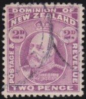 New Zealand      .    SG        .   388a      .         O      .       Cancelled .   /   .   Gebruikt - 1855-1907 Kronenkolonie