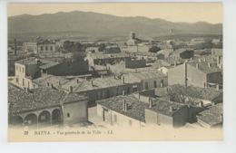 AFRIQUE - ALGERIE - BATNA - Vue Générale De La Ville - Batna