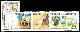 Turkey 2017 Native Animal Breeds Unmounted Mint. - 1921-... Repubblica