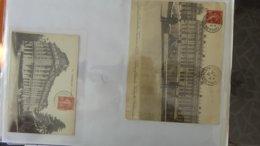 Dispersion D'une Collection D'enveloppe 1er Jour Et Autres Dont 98 EUROPA De FRANCE Entre 1956 Et 1977 - Timbres
