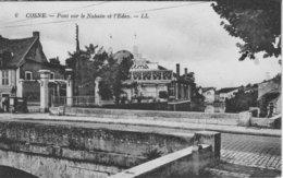 COSNE - Pont Sur Le Nohain Et L'Eden - Cosne Cours Sur Loire