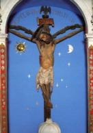 ITALIE CHIOGGIA  SANTUARIO S.DOMENICO Crocifisso Ligneo Miracoloso  Crucifix En Bois Miraculeux (XIVe S.) - Venezia (Venice)
