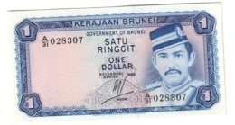 BRUNEI1RINGGIT1985P6UNCSeries 1985 - 6C.CV. - Brunei