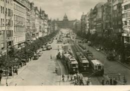 Tatra 97,Pobeda,Tram,Trucks,Prag/Praha, Gelaufen - Turismo