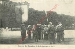 Musique Des POmpiers De La Robertsau . 3ème Prix .  ( Musiciens Fanfare ...) - France