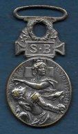 Médaille De La S.S.B.M. - Francia