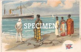 Boat In Africa - Koopvaardij