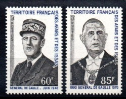 AFARS & ISSAS - YT N° 375-376 - Neufs ** - MNH - Cote: 17,00 € - Afars Et Issas (1967-1977)