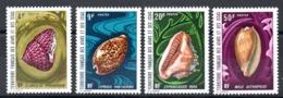 AFARS & ISSAS - YT N° 377 à 380 - Neufs ** - MNH - Cote: 25,00 € - Afars Et Issas (1967-1977)