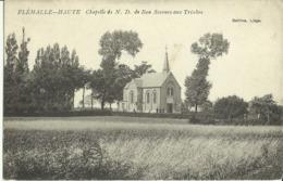 Flémalle - Haute -- Chapelle De N. D. De Bon Secours Aux Trixhes.    (2 Scans) - Flémalle