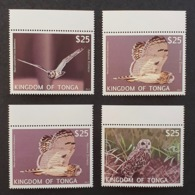 Tonga 2012; Animals & Fauna; Birds Owls; MNH, Neuf**, Postfrisch; CV 120 Euro!! - Tonga (1970-...)