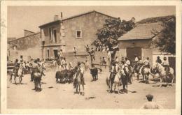 En Provence Bandido Lacher Des Taureaux - France