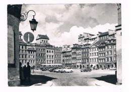 KARMANN-87   WARSZAWA With Karmann Ghia - Postcards
