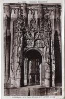 CP 81 Tarn Albi Sainte-Cécile Cathédrale Baldaquin Et Le Portail D'entrée 31 Artaud Gaby - Albi