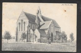 G.B. - New Church, Liss Hampshire - East Liss A90 Duplex Postmark - England