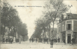 Bourges Boulevard De L Industrie - Bourges