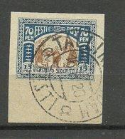 Estland Estonia 1920 Michel 22 O Tallinn + Nice Margin - Estland