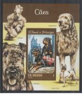 Saint Thomas 2016  Chiens Dogs Chien De Sauvetage MNH - Louis Pasteur