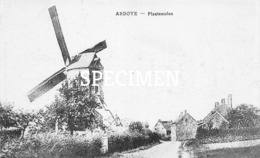 Plaatsmolen - Ardooie - Ardooie