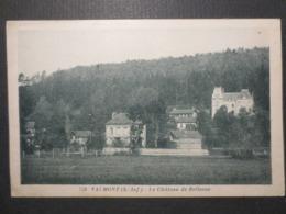 76 - Valmont - CPA - Le Château De Bellevue - E. Mellet  N°758  - B.E - - Valmont