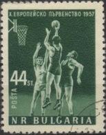--- 1957 Bulgarie Y. 890 (O) M. 1028 (O) - Gebruikt