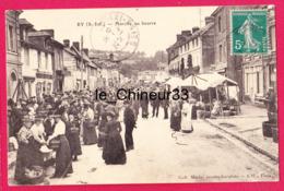 76 - RY----Marché Au Beurre----tres Animé - Altri Comuni