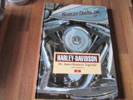 Harley Davidson ; De Amerikaanse Legende - Libros, Revistas, Cómics