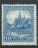 Hongrie - Yvert N°  385 (A) (*)   Dent 15  -   Ah 32010 - Hongrie