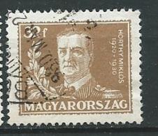 Hongrie  -  Yvert N°  426  Oblitéré  -  Ah 32025 - Gebruikt