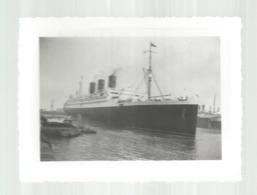 Photographie , Bateau , Paquebot PARIS - Schiffe