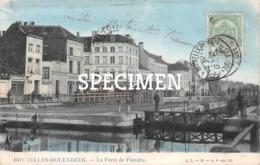 La Porte De Flandre - Sint-Jans-Molenbeek - Molenbeek-St-Jean - St-Jans-Molenbeek