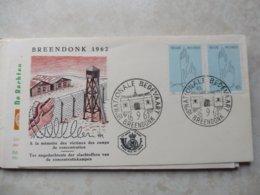 Fdc Belgique Brendonk 1962 Numero 1224 - FDC