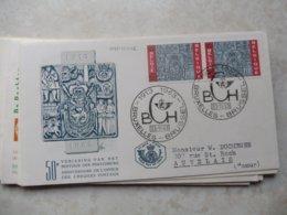 Fdc Belgique 1963 Numero 1271 ( Destinataire Auvelais Namur ) - FDC