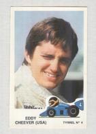 EDDY CHEEVER....PILOTA....AUTO..CAR....VOITURE....CORSE...FORMULA 1 UNO - Automobile - F1