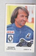 JACQUES LAFFITE....PILOTA....AUTO..CAR....VOITURE....CORSE...FORMULA 1 UNO - Automobile - F1