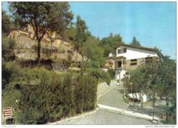 Carte Postale 06. Cros-de-Cagnes  **La Santa Maria**  Val-Fleuri   Trés Beau Plan - France