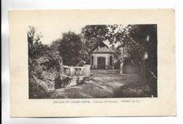 76 - ENCLOS DU SACRE-COEUR - Colonie St-Vincent - YPORT ( S.I. ) - Yport
