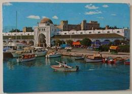 RHODES / RHODOS / RODI - Greece - View Of The New Market -  Vg - Grecia