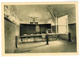 Nationaal Gedenkteken Van Het Fort Van Breendonk, Gerechtszaal En Kantine (pk63019) - Puurs