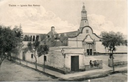 TACNA IGLESIA SAN RAMON - Pérou