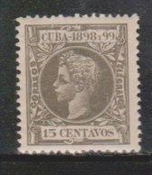 CUBA Scott # 169 MH - Kuba