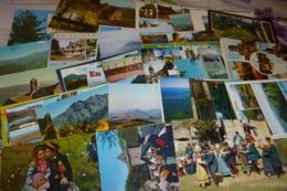 LOT DE 55 CARTES AUVERGNE...PAYSAGES...FOLKLORE - 5 - 99 Postales