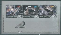 NEW ZEALAND - MNH/** - 2003 - AMERICA'S CUP - Yv BLOC 171 -  Lot 20687 - Blocs-feuillets