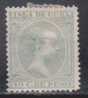 CUBA Scott # 149 MH - Kuba