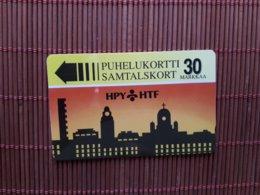 FinlandSilhouette Of Helsinki Number 5HTCB000964 Low Number (Mint,Neuve)  Rare - Finnland