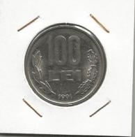 D10 Romania 100 Lei 1991. KM#111 - Roemenië