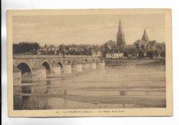 58 - LA CHARITE ( Nièvre ) - Les Sables De La Loire - La Charité Sur Loire