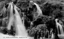 B58915 Cpa Baume Les Messieurs - Cascades Des Tufs - France