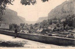 B58917 Cpa Baume Les Messieurs - La Vallée - France