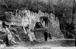 B58922 Cpa La Grotte De Frontenay - France